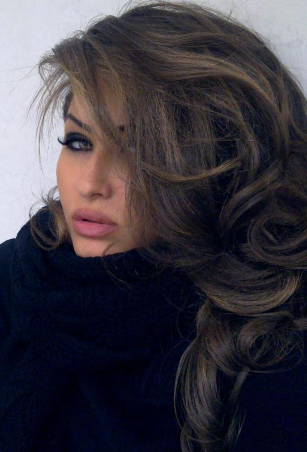 frisuren-für-braune-haare-super-attraktiv-erscheinen