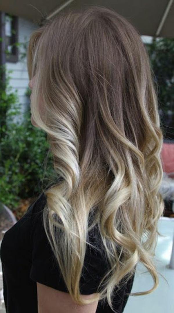 frisuren-für-braune-haare-wunderschöne-blonde-akzente