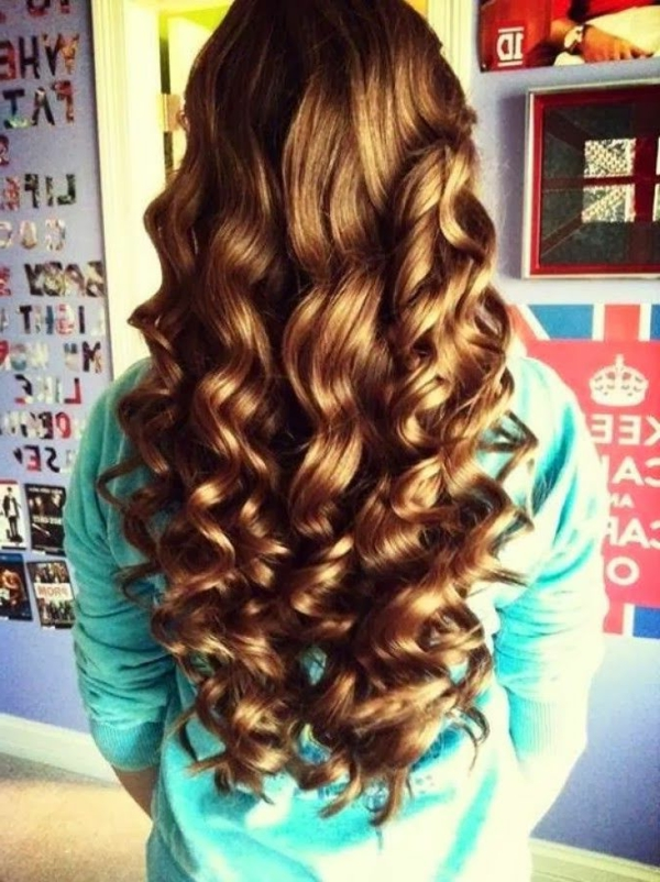 Coole Interessante Frisuren F 252 R Lange Haare