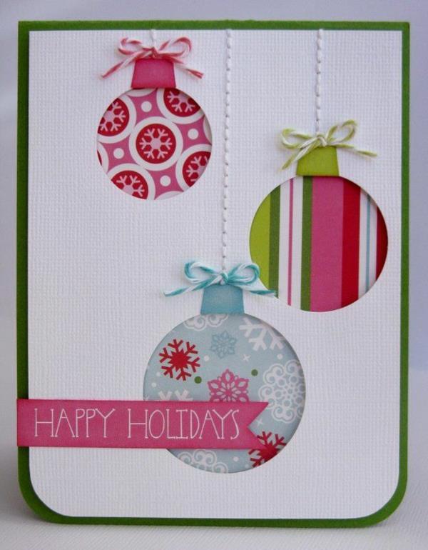 ganz-Tolle--Ideen-für-Gestaltung-von- Weihnachtskarten