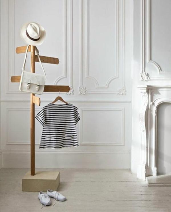 Tolle Beispiele für einen modernen Garderobenständer!