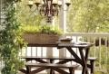 Gartenbank mit Tisch: 100 super Bilder!