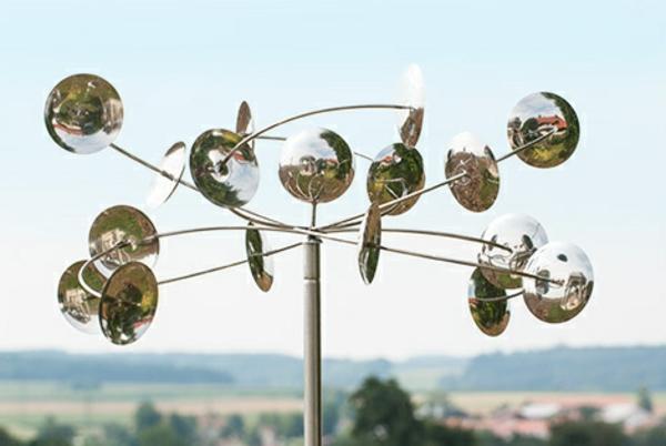 Gartendeko aus Edelstahl: 41 super Fotos! - Archzine.net