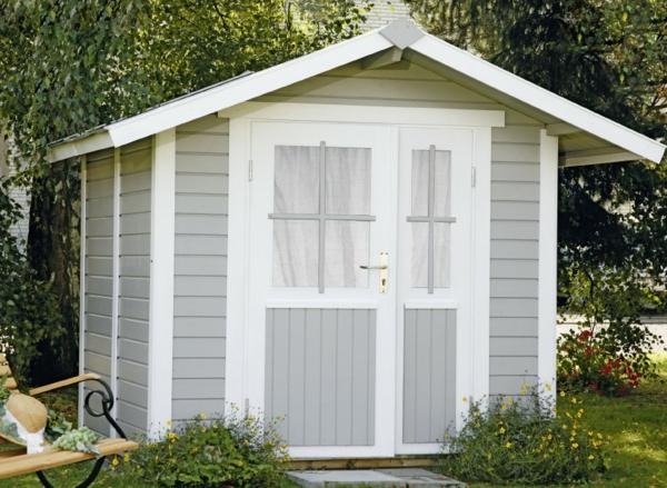 Gartenhaus schwedenstil grau  Design Gartenhaus Wei? – Orznge.com