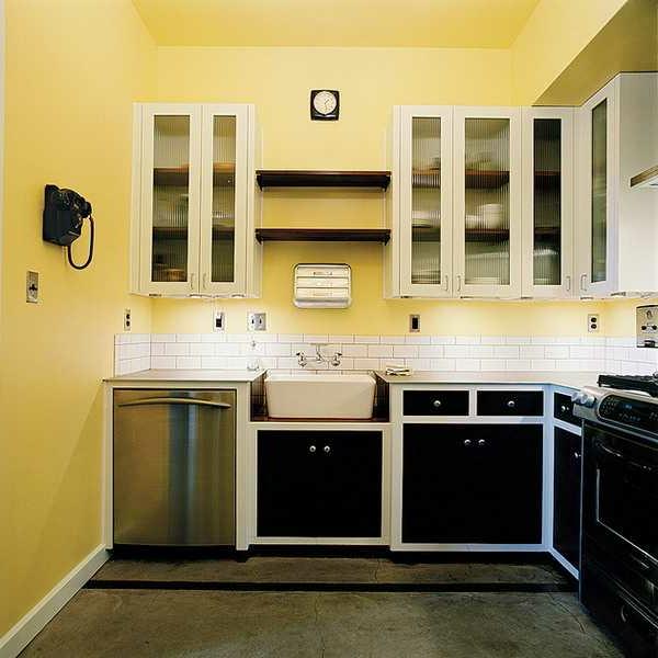 gelbe-schöne-küche-in-gelb-moderne-gestaltung