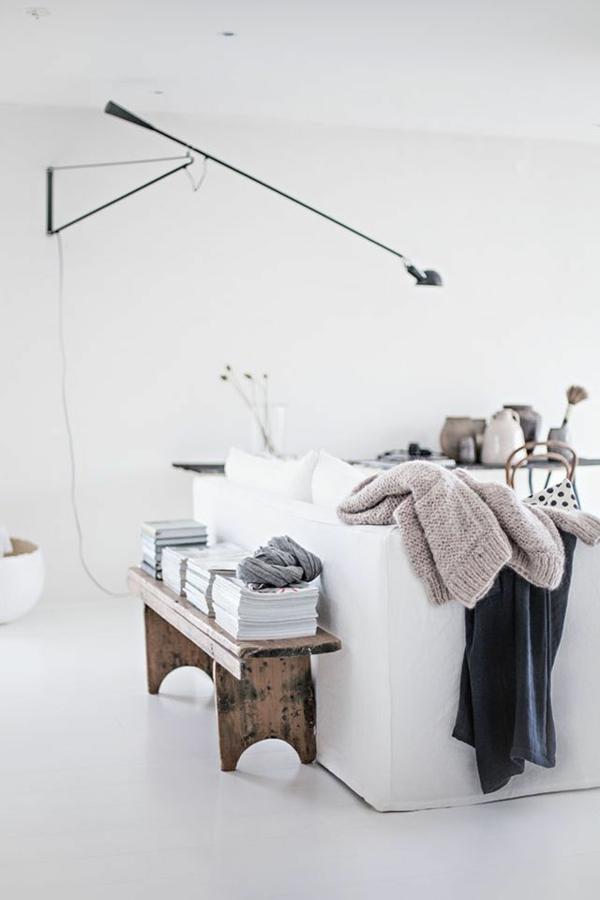 Gestaltungsmglichkeiten Fr Wohnzimmer Alles In Weiss Ganz Cool Aussehen