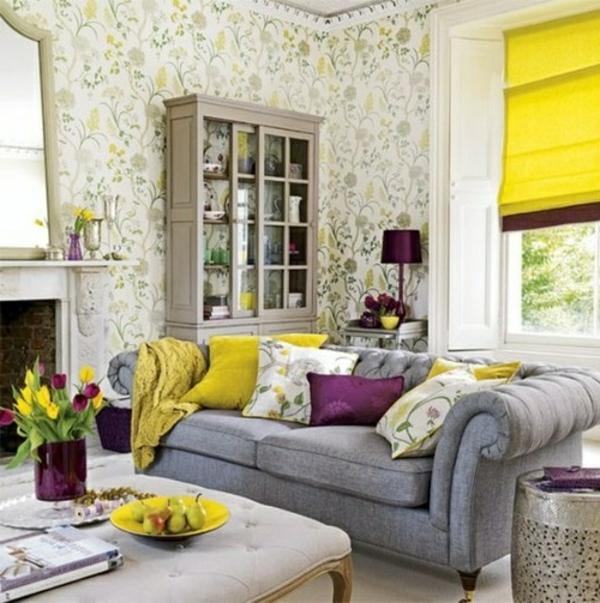 gestaltungsmöglichkeiten-für-wohnzimmer-gelbe-alzente