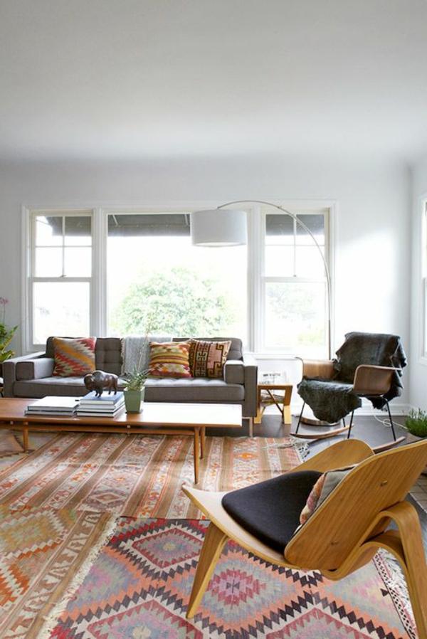 Gestaltungsmöglichkeiten für wohnzimmer großes zimmer
