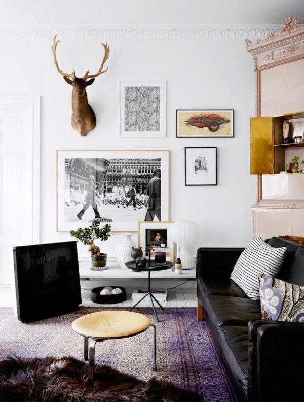 120 neue Gestaltungsmöglichkeiten für Wohnzimmer ...
