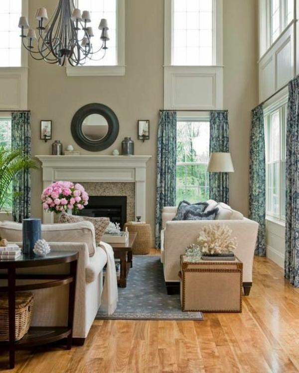 gestaltungsmöglichkeiten-für-wohnzimmer-schönes-zimmer - sehr cool