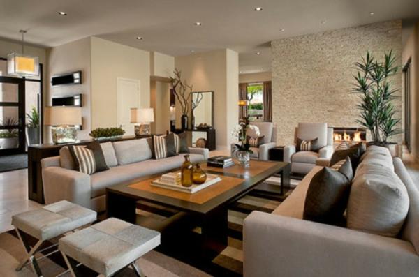120 neue Gestaltungsmöglichkeiten für Wohnzimmer! - Archzine.net