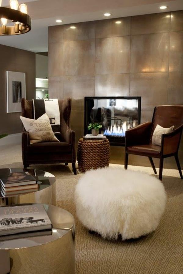 gestaltungsmöglichkeiten-für-wohnzimmer-super-schick-aussehen - super schön