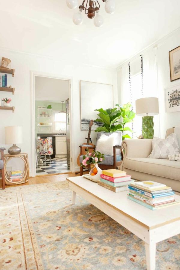 gestaltungsmöglichkeiten-für-wohnzimmer-weiße-gestaltung