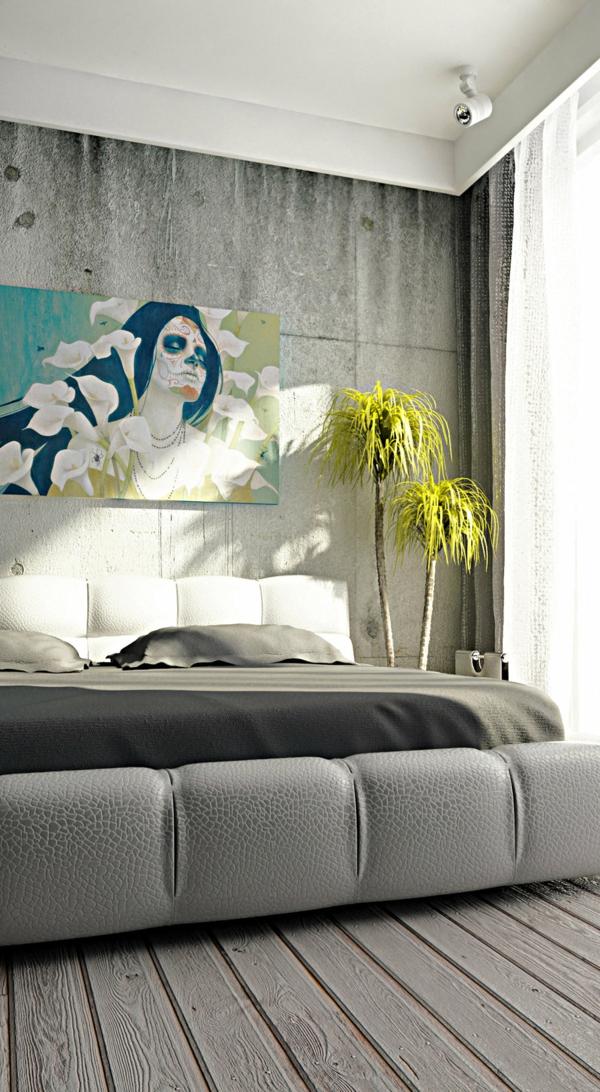 graues-feng-shui-schlafzimmer-einrichten