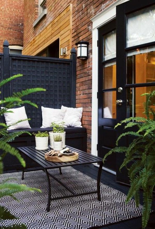 Sch ne terrasse einrichten 100 tolle ideen - Terrazas bonitas ...