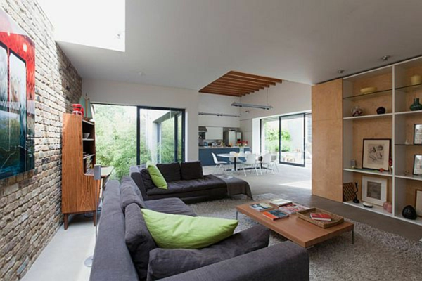 wohnzimmer rustikal:Wohnzimmer rustikal gestalten: Teil 1
