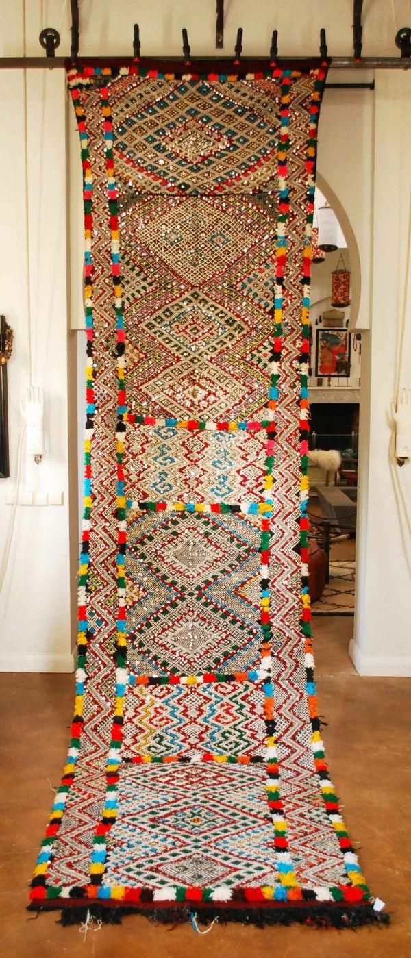 hängende-marokkanische-teppiche