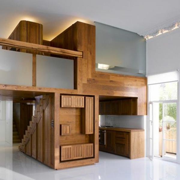 hölzerne-moderne-küchenmöbel