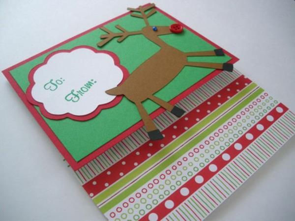 -handgemachte-fantastische--Ideen-für-Gestaltung-von- Weihnachtskarten