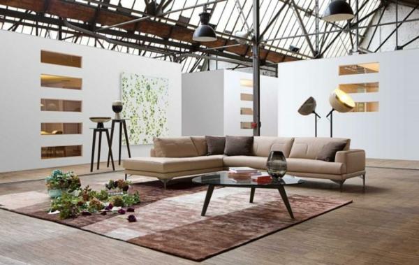 wohnzimmer rustikal raum und m beldesign inspiration. Black Bedroom Furniture Sets. Home Design Ideas