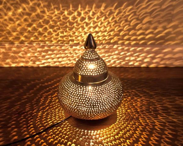 interessante-erscheinende-marokkanische-lampen