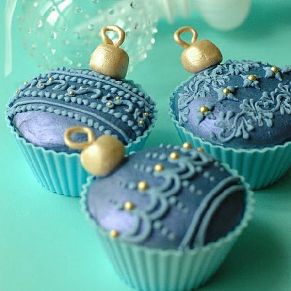 interessantes-Design-super-leckere-Cupcakes-für-Weihnachten