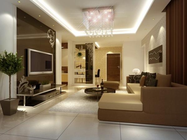 Wandgestaltung Ideen ideen für wandgestaltung mit farbe wohnzimmer