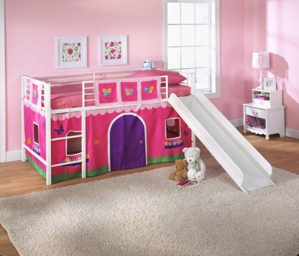 Kinderzimmer mit hochbett und rutsche 50 fotos for Bilder fa r kinderzimmer