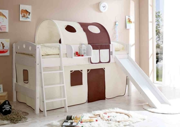 Rutsche Kinderzimmer.Kinderzimmer Mit Hochbett Und Rutsche 50 Fotos Archzine Net