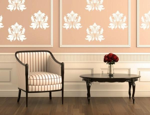 kreative-Wandgestaltung-modernes-Interior-Design--
