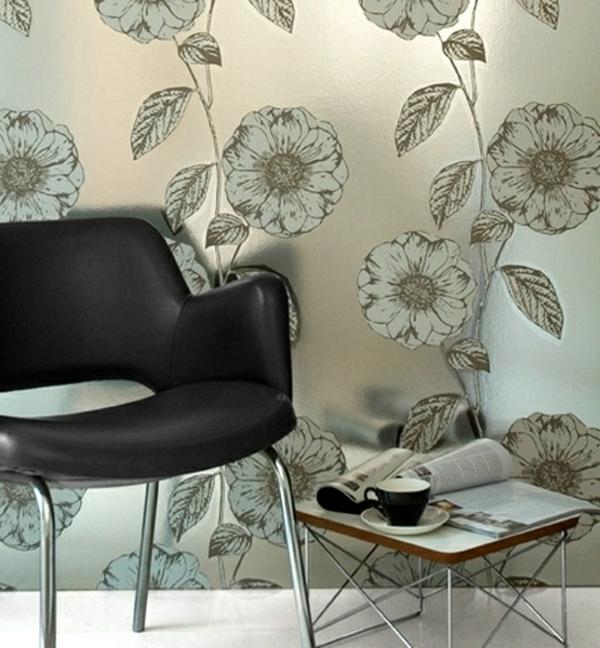 -kreative-Wandgestaltung-modernes-Interior-Design-