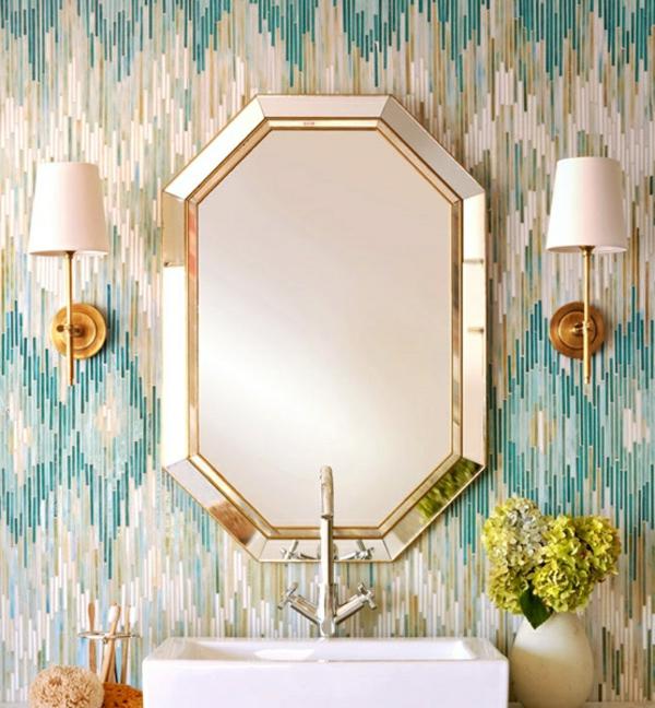 kreative-Wandgestaltung-modernes-Interior-Design-Spiegel