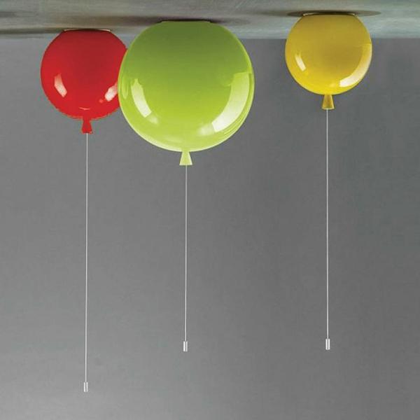 lampen-für-kinderzimmer-ballons-ähneln