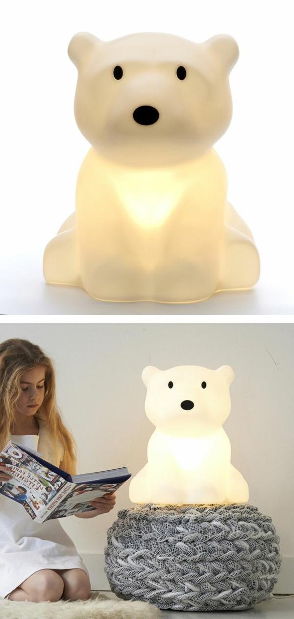 lampen-für-kinderzimmer-ein-bär