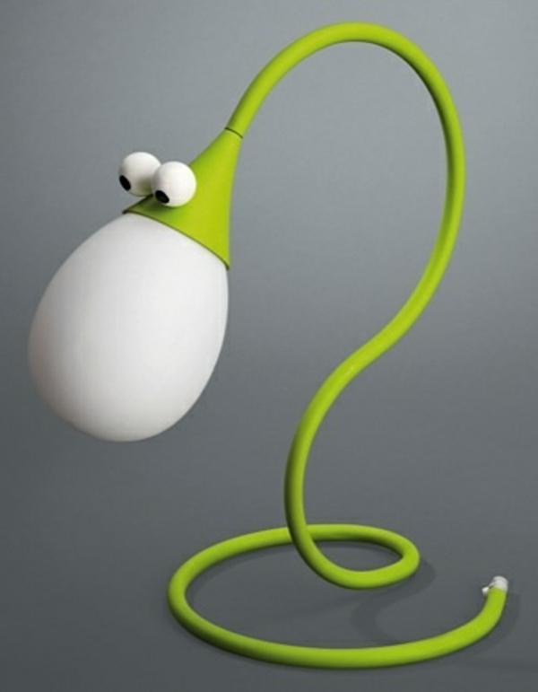 lampen-für-kinderzimmer-grüne-farbe