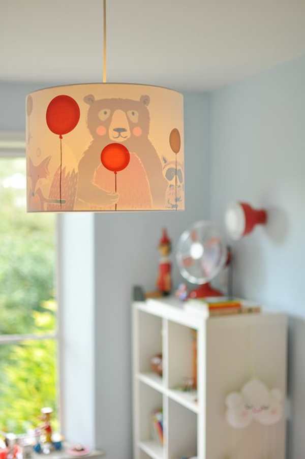 lampen-für-kinderzimmer-interessantes-design