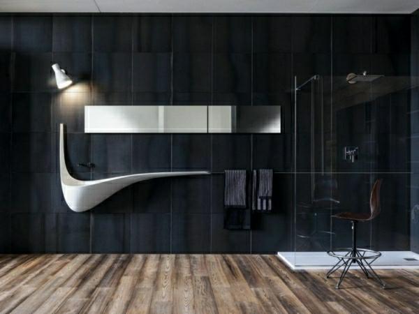 Luxus Badezimmer Dekor Moderne Gestaltung Idee