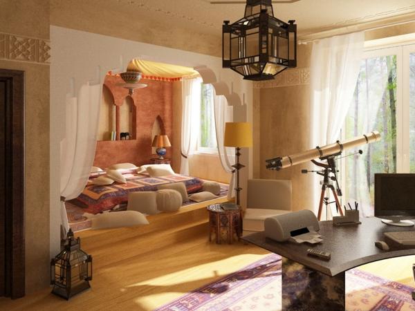 marokkanische-möbel-beige-zimmer