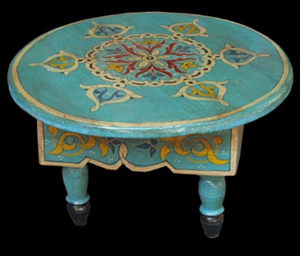 marokkanische-möbel-blauer-tisch