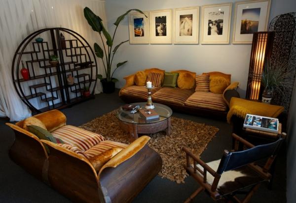 marokkanische möbel: 40 coole designs! - archzine, Wohnzimmer