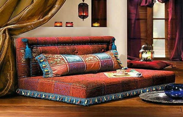 marokkanische-möbel-extravagantes-bett