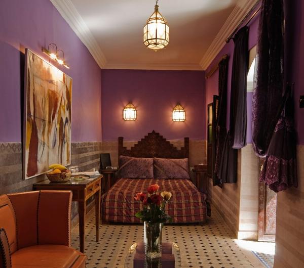 marokkanische-möbel-schönes-schlafzimmer