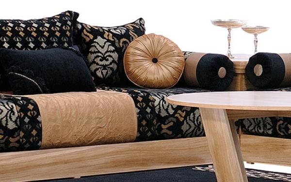 marokkanische m bel 40 coole designs. Black Bedroom Furniture Sets. Home Design Ideas