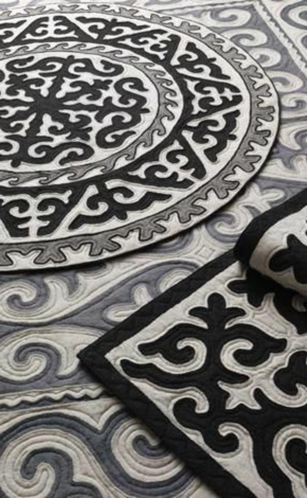 marokkanische-teppiche-graue-und-schwarze-farbschemen