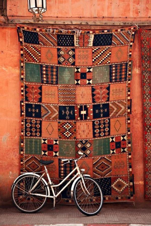 marokkanische-teppiche-interessante-wandgestaltung