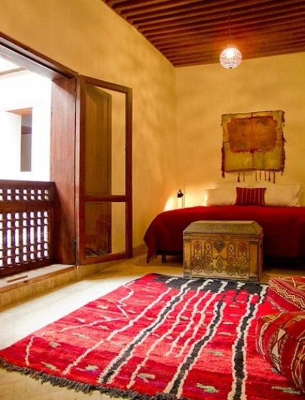 marokkanische-teppiche-rote-farbnuancen