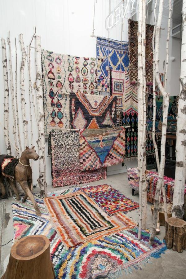 marokkanische-teppiche-schönes-foto