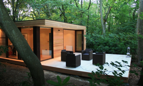 gartenhaus holz modern my blog. Black Bedroom Furniture Sets. Home Design Ideas