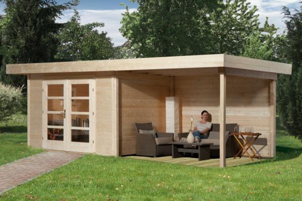 moderne-Gartenhäuser-aus-Holz-selber-.bauen