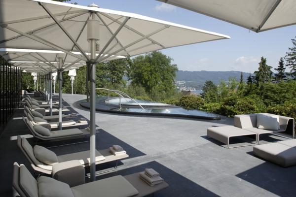 Moderner Terrassenbelag schöne terrasse einrichten 100 tolle ideen